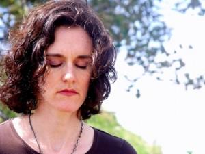 Meghan Gilroy Meditating